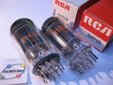 Vacuum Tubes RCA 6MN8 Tube / Valve - in Box Tested Qty 2
