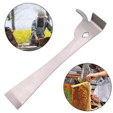 Beekeeper Hive Beekeeping Tools Bee Hook Equip Stainless Steel Scrape Soy2EXW&SH