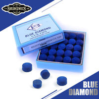 Brunswick Snooker Cue Tip Billiards Stick Kit Tip 10mm 11mm Billiard Accessories