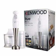Kenwood HB682 True Blender 450 W, blanc NEUF