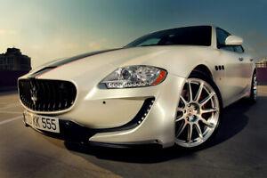Maserati Quattroporte (2009-2012) - WALD FULL BODY KIT