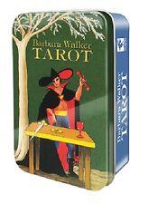Barbara Walker Tarot Deck Cards in a Tin Wiccan Pagan Metaphysical