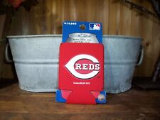 CINCINNATI REDS CAN HOLDER SPORTS BASEBALL NOVELTY STUFF 4 INCHES KEEPS CAN COOL