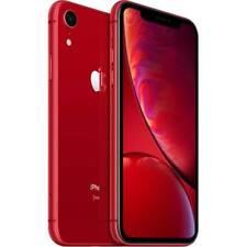 "APPLE iPhone XR LTE 64Gb 3Gb Ram 6,1"" red Rosso Garanzia EU No Brand Nuovo"