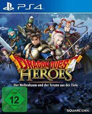 PlayStation 4 Dragon Quest Heroes de los mundos árbol de las tirano de la profundidad neuwer