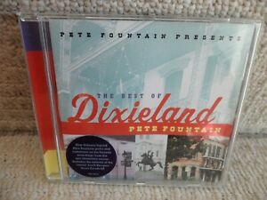 PETE FOUNTAIN CD - THE BEST OF DIXIELAND - 54+9 365-2