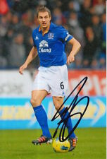 EVERTON HAND SIGNED PHIL JAGIELKA 6X4 PHOTO.