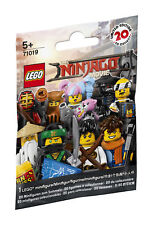 New LEGO 71019 Ninjago Movie Series Complete Set all 20 Minifigures Most Sealed