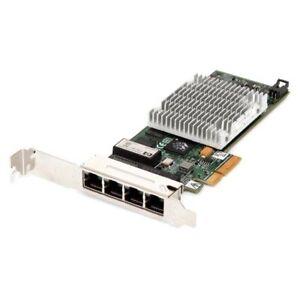 100 % Genuine HP NC375T 1Gb/s Quad Port Full Profile Network Card 539931-001