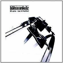 Böhse Onkelz - 20 Jahre: Live in Frankfurt (2 DVDs) | DVD | Zustand gut