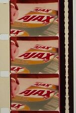 AJAX COMMERCIAL 16MM FILM MOVIE ROLLED NO REEL D81