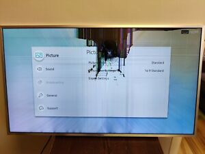 "Samsung UE40MU6400 4K Ultra HD LED HDR 40"" Smart TV - Faulty"
