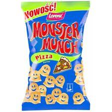 Lorenz MONSTER MUNCH Pizza - 6 PACK - 6 x 100g- SHIPPING Worldwide -