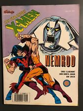 LES ETRANGES X-MEN - T12 : Nemrod
