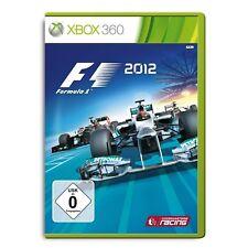 F1 2012 - XBox360 - Verschweiste Neuware - Deutsche Version