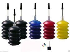 180ml Black & Color Ink Refill Kit for Lexmark 4A 5A 14A 15A 23A 24A 28A 29A +AU