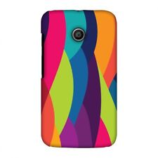 AMZER Bold Waves HARD Protector Case Snap On Slim Phone Cover Accessory