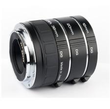 Kenko DG Canon AF Extension Tubes Set (36mm 20mm 12mm)