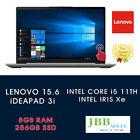 "Lenovo Ideapad 3i 15.6"" Touch, Intel Core I5 11th,8gb Ram, 256gb Ssd, Windows 11"