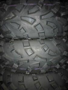 New Carlisle AT489 ATV UTV Tire Only 25X10-12 25X10X12 25 10 12  LRB