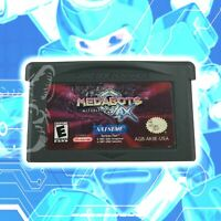 Medabots AX: Metabee Ver. [Nintendo Game Boy Advance Construct Robots Fight Slam