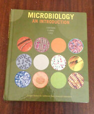 Microbiology: An Introduction, Custom Cal State University Stanislaus HARDCOVER