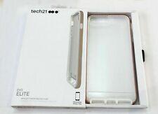 Tech21 iPhone 8 Plus/7 Plus Elite Shock Proof Case Cover Silver/Black/Rose Gold