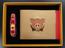 2019 Year of Pig Victorinox Knife Chinese Zodiac Limited Edition Climber NIB