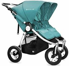 Bumbleride Indie Twin All Terrain Twin Baby Double Stroller Tourmaline NEW 2017