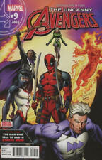 Uncanny Avengers 9-30 and Annual First Printing NM