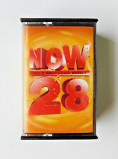 NOW Thats What I Call Music! 28 Various Artists (Cassette, 1994) TCNOW 28