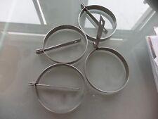 4 Formen zum Spiegeleibraten Küchenprofi