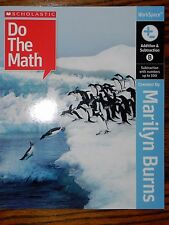 Scholastic Do The Math Addition and Subtraction Level B Brand New! 2008