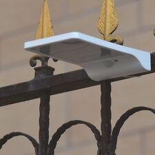 36 LED Lampe Solaire Projecteur Détecteur Mouvement Jardin Extérieur Eclairage
