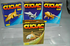 vintage Heller Cliclac Mini Snap on Kit  Hughes Cayuse,F-4,F-16 - Hawker Harrier