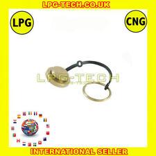 Universel Essence GPL carburant remplissage point de remplissage capuchon LID10MM Plat Type De Remplissage