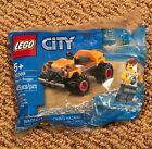 Sealed Lego 30369 City Beach Buggy Polybag NIP Easter Basket Set Surfer Car