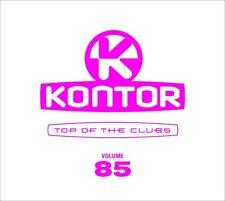 Kontor Top Of The Clubs. Vol.85, 4 Audio-CD
