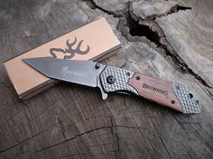 Browning X66 Knife Hunting Camping Tactical Outdoor