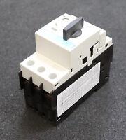 SIEMENS Leistungsschalter 3RV1021-4BA15 14-20A 1NO + 1NC GB14048.2 50Hz