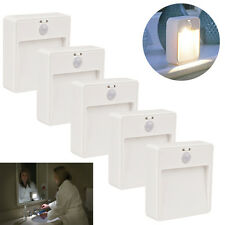 LED Nachtlicht Wireless Sensor Llicht mit Dämmerungssensor Bewegungsmelder Lampe