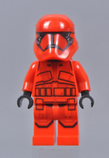 Lego Star Wars Sith Trooper Minifigure from set #75256 New.