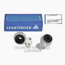 BMW Lower Control Arm Bushing Kit Set Front Suspension Lemforder OEM 783376