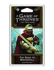A Game of Thrones LCG: The Road to Winterfell Chapter Pack - New