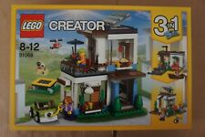 Lego Creator 3 in 1 Modular Modern Home 31068 New and Sealed