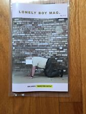 Alec Soth: Lonely Boy Mag #1, As New, First Edition, Little Brown Mushroom, 2011