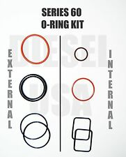 52300030  DETROIT SERIES 60 S60 INTERNAL AND EXTERNAL ORING SEAL KIT