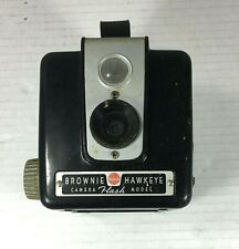 Vintage Kodak Camera Brownie Hawkeye  Flash Model