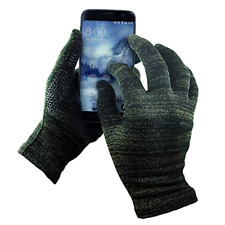 Copper Infused Touch Screen Gloves Entire Surface Compatible with iPhone Android
