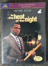 ** In the Heat of the Night, DVD, Contemporary Classics, used, good condition!